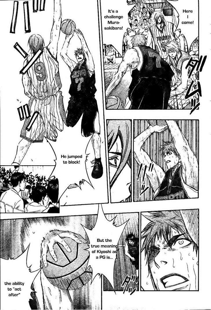 Kuroko no Basket Manga Chapter 156 - Image 13