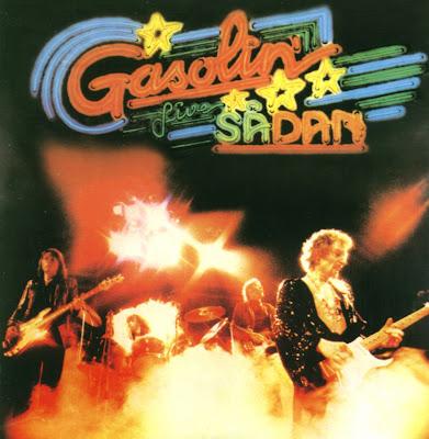 Gasolin' ~ 1976 ~ Live Sådan
