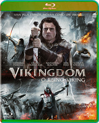Filme Poster Vikingdom – O Reino Viking BDRip XviD Dual Audio & RMVB Dublado
