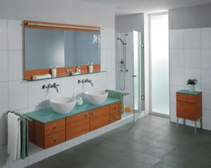 Banyo Dekorasyon Modelleri 2012