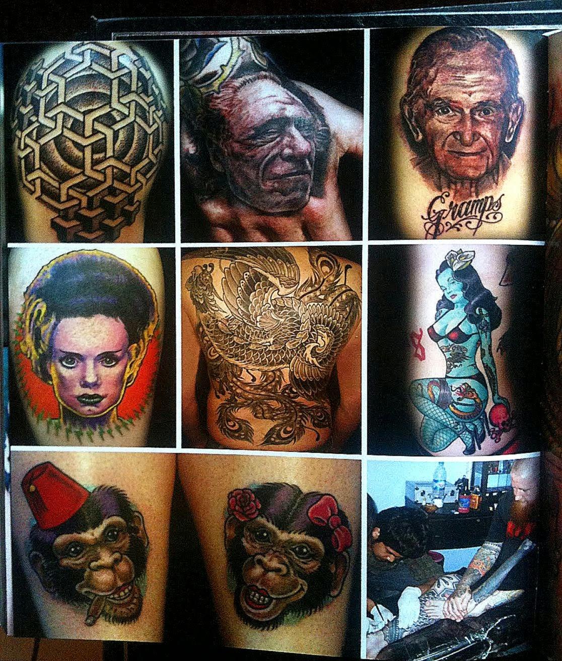 Third Eye Tattoo Guest artist Shep