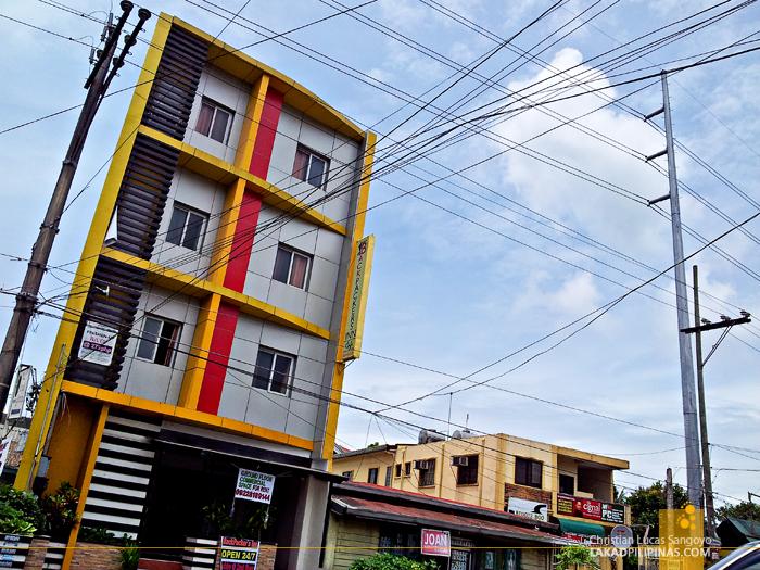 Tagaytay's D-Zone Backpacker's Inn Along Silang, Cavite