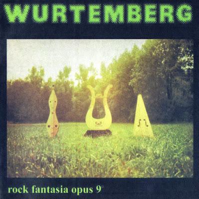 Wurtemberg ~ 1980 ~ Rock Fantasia Opus 9