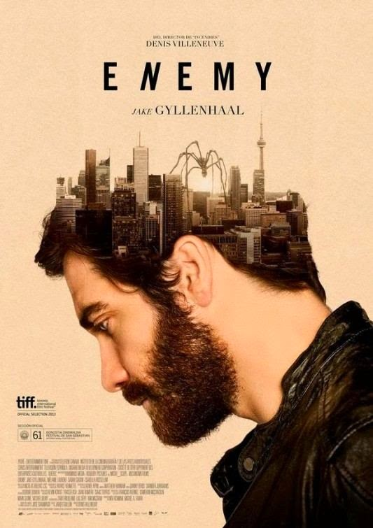 Poster Of English Movie Enemy (2013) Free Download Full New Hollywood Movie Watch Online At Alldownloads4u.Com