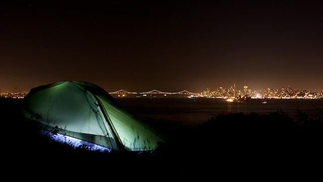 Angel Island Camp