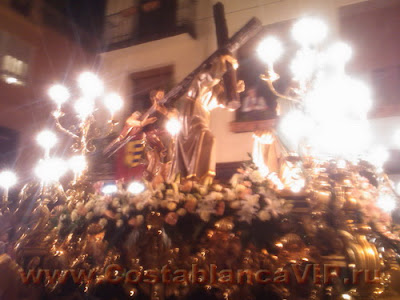 Gandia, España, Spain, пасха в мире, пасха, сошествие благодатного огня, страстная неделя, Semana santa, КостаБланка.РФ