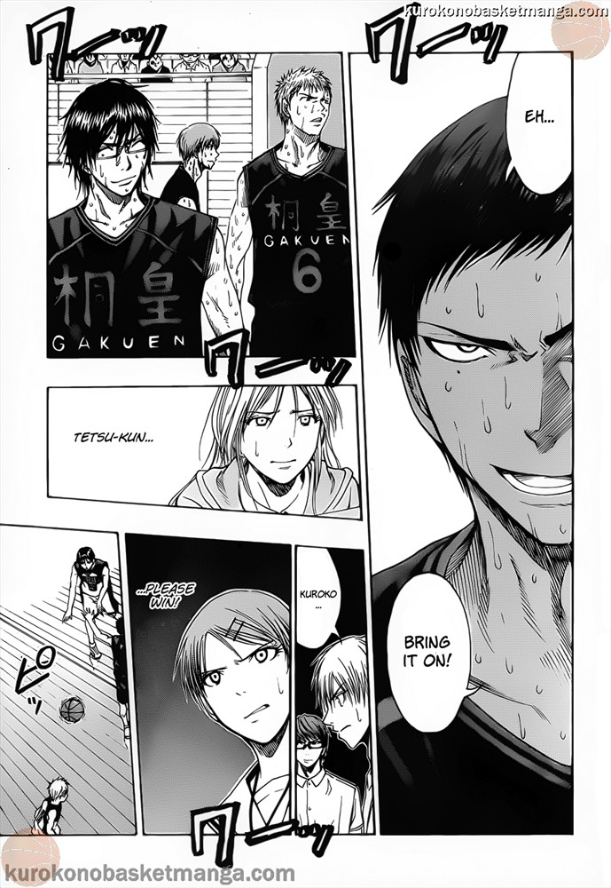 Kuroko no Basket Manga Chapter 50 - Image 03