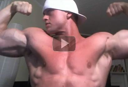 MuscIe Master Shows Off