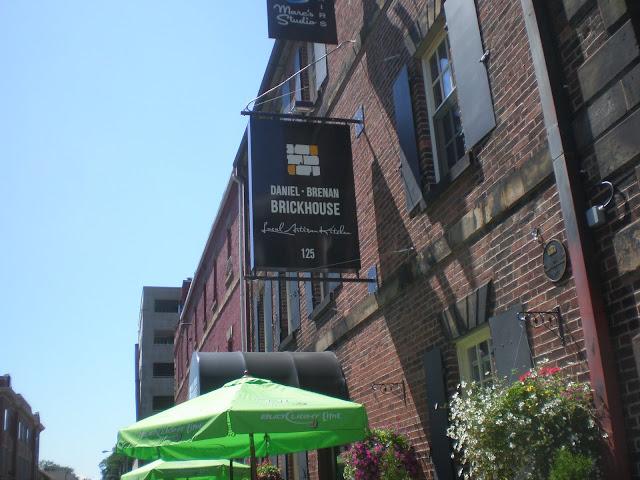 DB Brickhouse at 125 Sydney Street