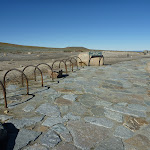 Bike Parking area at Rawson Pass (266054)