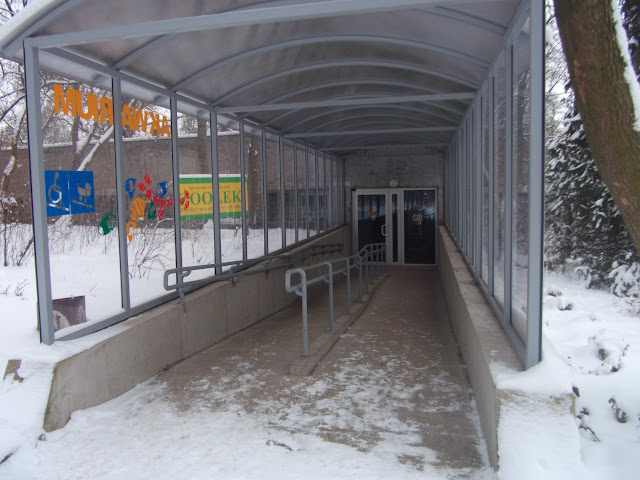 Wejście do Akwarium