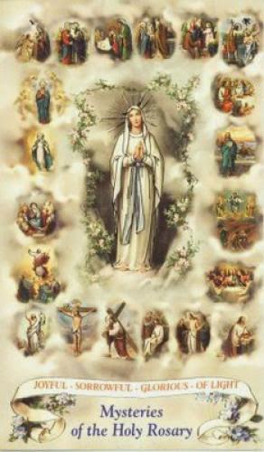 Catholic Spirituality Knock Wood