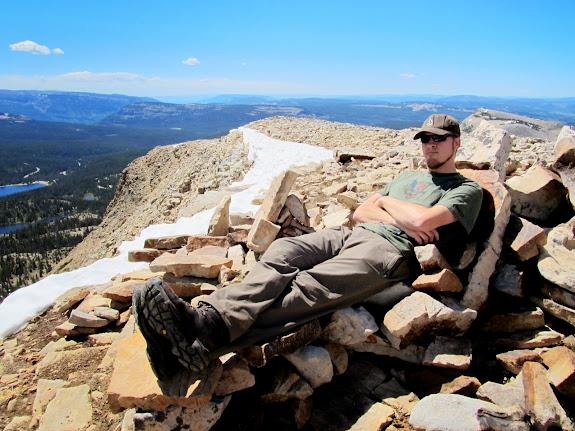 Rock recliner