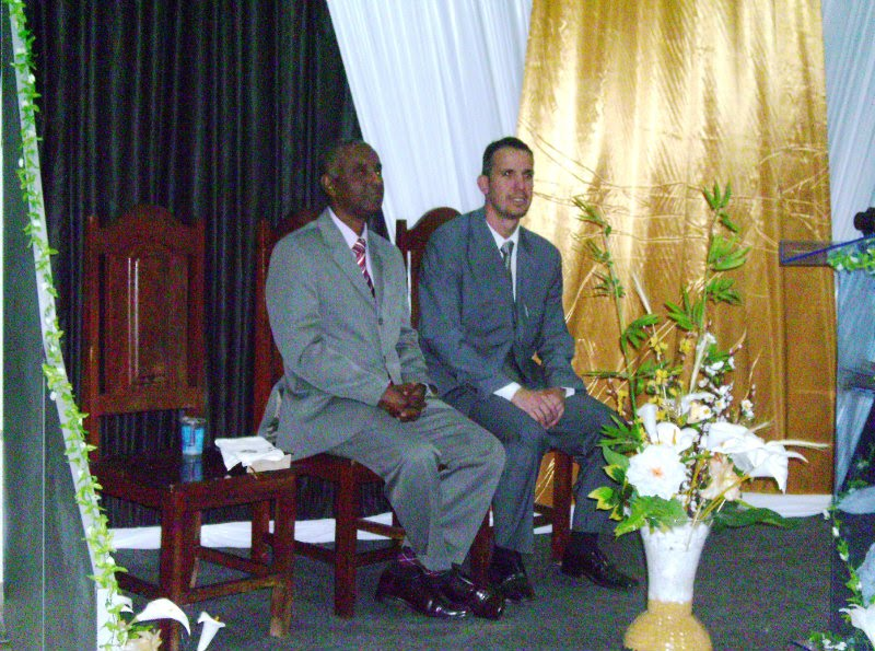 Pr Renato Roeles Pr Presidendente Samuel Luciano E Pr