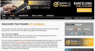 Symantec Vision 2012 clausura su edición de Barcelona