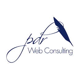 PDR Web Consulting logo