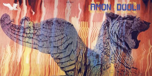 Amon Dűűl II ~ 1972 ~ Wolf City