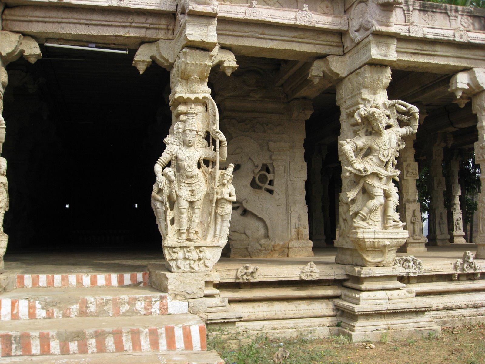 Sri Vaikuntanathan Permual Temple, Nava Tirupathi - Nine Holy Temples