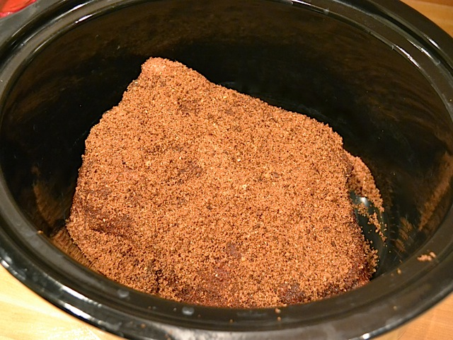 pork in slow cooker