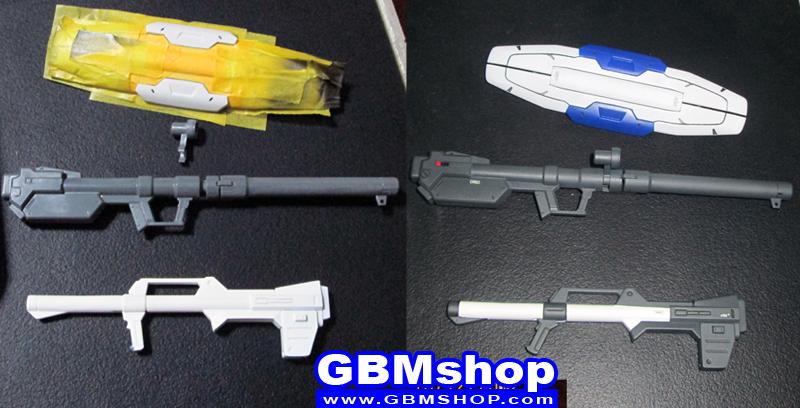 HGUC 1/144 RX-78GP03 Gundam Dendrobium Orchis