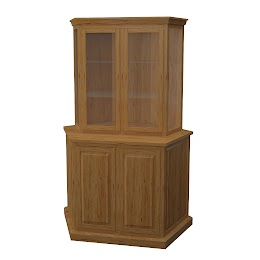 alberta corner cabinet