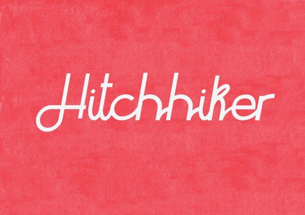 Hitchhiker Free Fonts