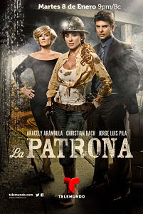 La Patrona – Capitulo 01 Online Gratis 2x3