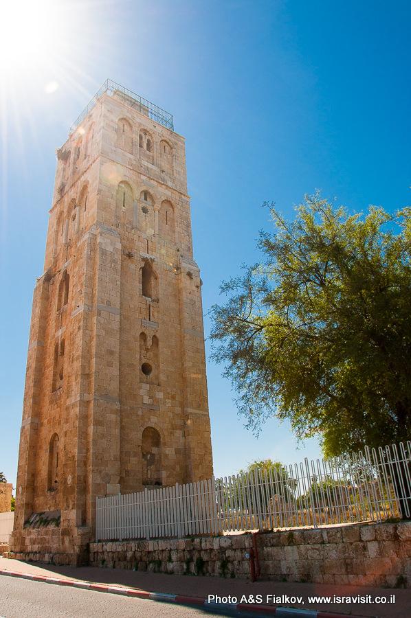 Белая мечеть в Рамле. Экскурсия в Израиле. Гид экскурсовод в Израиле Светлана Фиалкова.
