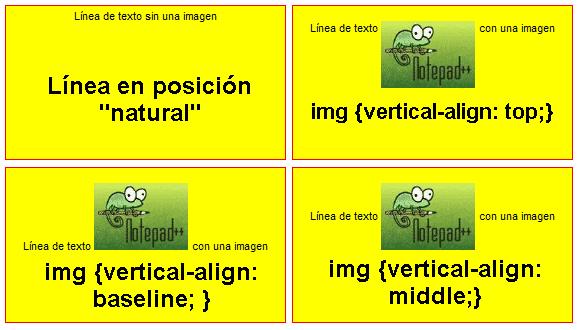 css vertical-align