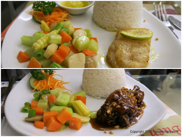 1st Plated Dinner, Chalet Baguio