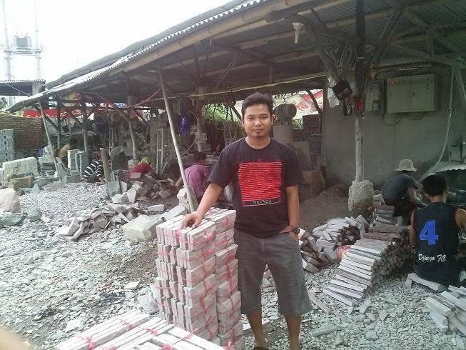 pabrik batu alam palimanan