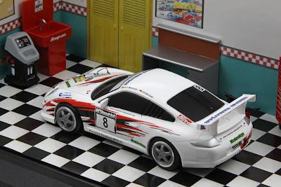 Porsche GT3 Cup Muehlner MS 2