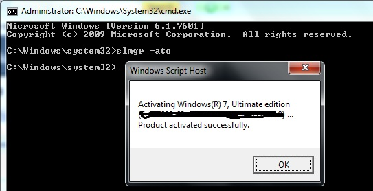 windows 7 build 7601 not genuine crack
