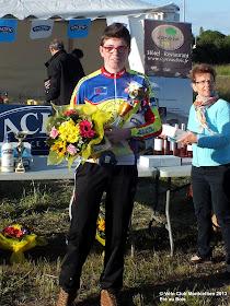 Florian victorieux en cat.4