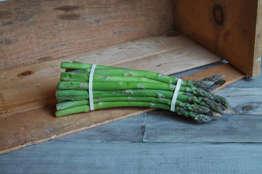 Photo of the share - Asparagus