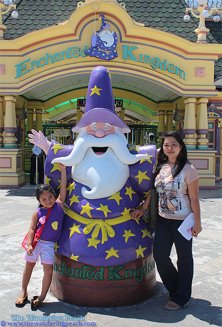 Enchanted Kingdom in Sta. Rosa, Laguna
