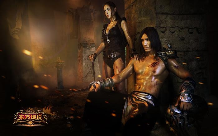 Các nhân vật nữ xinh đẹp trong Thần Quỷ Truyền Kỳ
