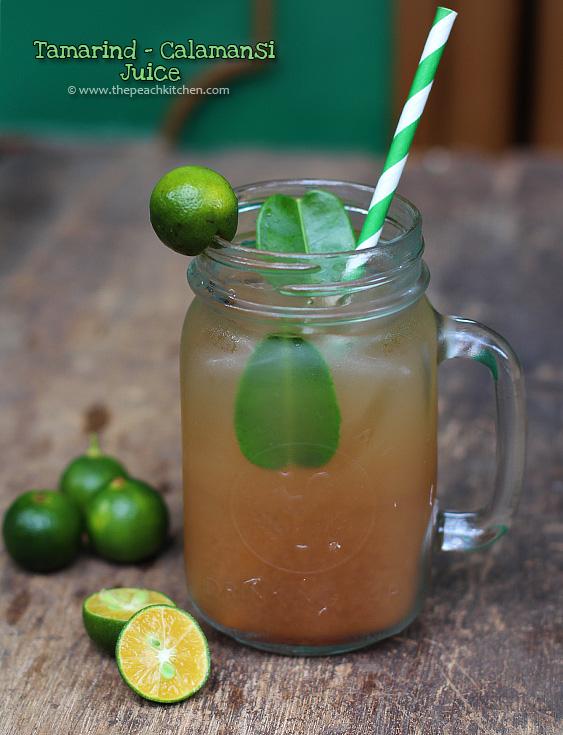Tamarind-Calamansi Juice