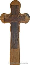 Крест преподобного Силуана Афонского