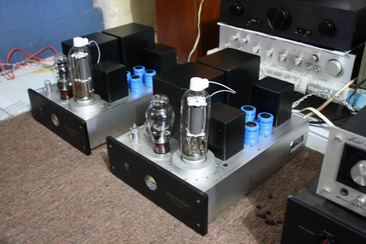 audio2nd: Antique Sound LAB IC-805 SE (By Ign.Chen) SOLD