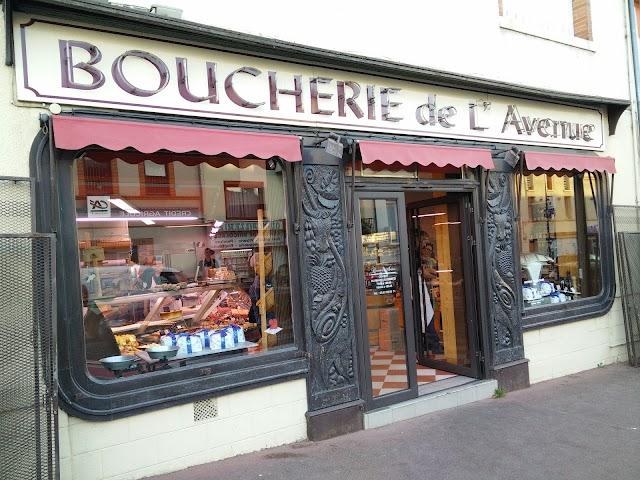Boucherie-Charcuterie de l'Avenue