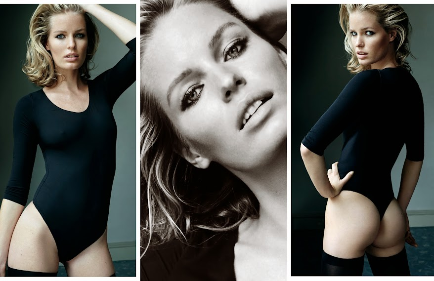 Wolford Pure String Body, campaña SS15