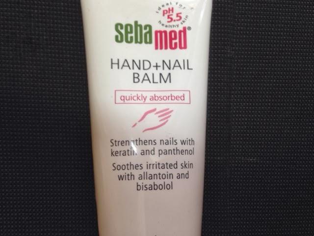 Sebamed Hand+Nail Balm
