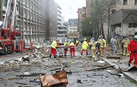Ataques terroristas Noruega