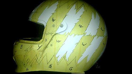 Khám phá mũ bảo hiểm F1