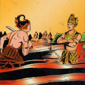 Komik Wayang Mahabharata [bahasa indonesia]
