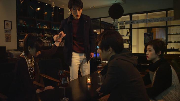 Takahashi Yu, Warabino Tomoyo, Yoon Si Yoon, KOuKA