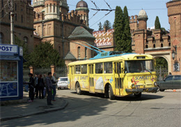 Chernivtsi sightseeing tours with private guide