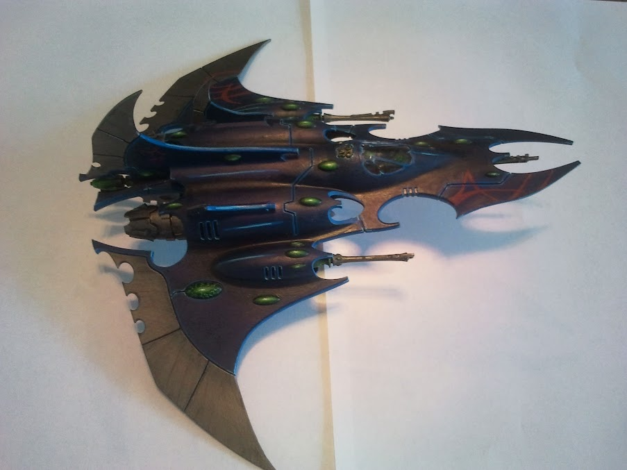 What do you guys think of my Razorwing? 2012-08-05+12.40.44