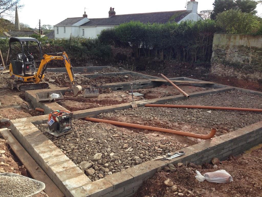 Pretty standard foundations